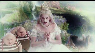 Alice Through the Looking Glass NEW Trailer