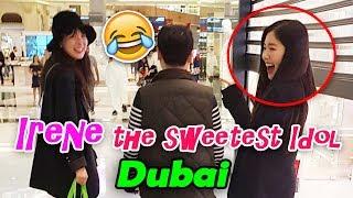 Red Velvet Leader IRENE Fanservice in Dubai | 레드벨벳 아이린 SMTOWN Live World Tour VI