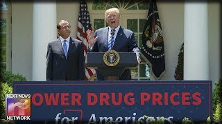 Trump Administration OVERHAULING American Pharmaceutical Industry Because HE CARES