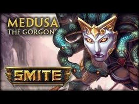 Medusa gonna Saduce ya (SMITE)
