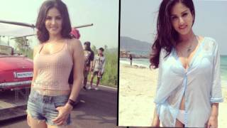 Sunny Leone Hot Photo Shoot In Thailand
