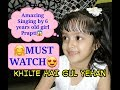 Khilte Hain Gul Yehan | Kishore Kumar | Singing By 6 Years Old Girl Prapti