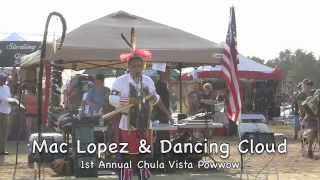 Mac Lopez Native Flutist & Dancing Cloud Singers