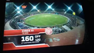Vivo IPL 2017  SRH vs KXIP match 19 highlights..    CRICKET BUDDIES