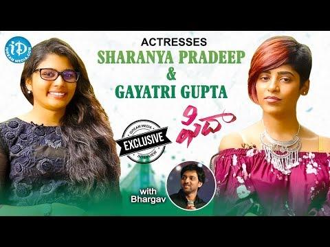 Xxx Mp4 Fidaa Movie Actresses Sharanya Pradeep And Gayatri Gupta Exclusive Interview Talking Movies 450 3gp Sex