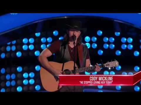 Cody Wickline   He Stopped Loving Her Today