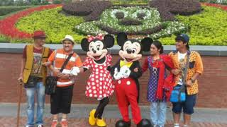 TMKOC Disneyland journey with gokuldhan public