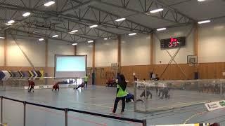 2018 Goalball World Championships China v Greece 1st Half