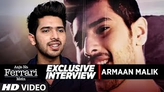 EXCLUSIVE INTERVIEW: Armaan Malik  || Aaja Na Ferrari Mein || T-Series