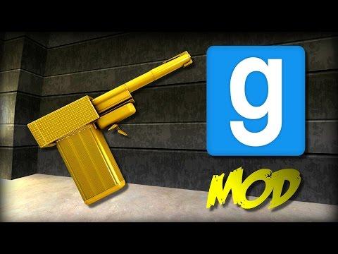 Garry's Mod: 007 Goldeneye Source Weapons | Mod Showcase
