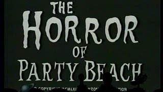 MST3K - 817 - The Horror of Party Beach
