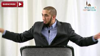 The Strategy of Satan by Nouman Ali Khan | 877-Why-Islam