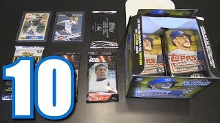 PULLING A RARE SKETCH CARD! | Opening Packs #10