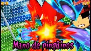 JUGANDO a MECAMARK en INAZUMA ELEVEN GO: CHRONO STONES (Español)