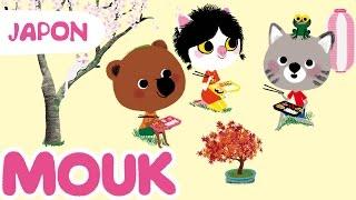 Mouk découvre le Japon | Compilation de 30 min d'épisodes HD