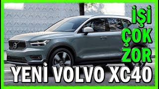 Yeni Volvo XC40 2018 haber ve ilk tanıtım videosu