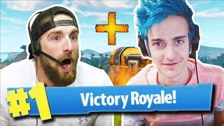 Fortnite with Ninja | Dude Perfect