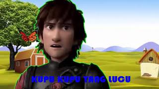 Kupu Kupu Yang Lucu ✰ Elsa Frozen  ✰  Lagu Anak Indonesia Populer Sepanjang Masa