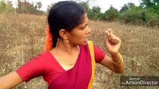 Rangasthalam rangamma mangamma dance cover by Balu