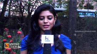 Iniya Speaks at Naan Sigappu Manithan Press Meet