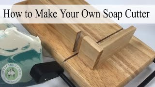 How to make a Soap Cutter | Giveaway | DIY Soap Cutter |  How to Make Your Own Soap Cutter