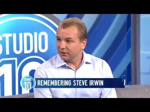 Steve Irwin s Last Words Interview With His Underwater Cameraman Part 1 Studio 10
