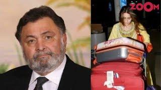 Rishi Kapoor praises Sara Ali Khan for her act at airport   Bollywood News