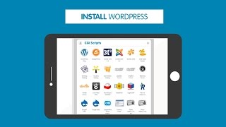 How to install WordPress on to your hosting package | 123-reg Support