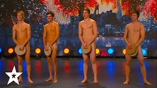 NAKED Dancers?? On Sweden