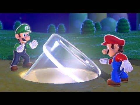 Xxx Mp4 Super Mario 3D World Co Op Walkthrough World 1 2 Player 3gp Sex
