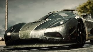 Need for Speed: Rivals - Part 61 - Koenigsegg One Cop (Playstation 4 Police Gameplay)