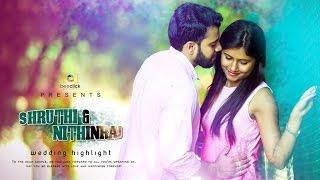 Shruthi + Nithinraj Wedding Highlights