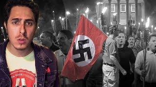 Minha opinião sobre as manifestações NAZISTAS