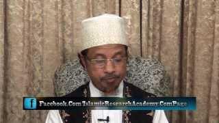 Professor Kazi Ibrahim on Zakat al Fitr