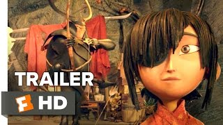 Kubo and the Two Strings Official Trailer #2 (2016) - Charlize Theron, Rooney Mara Animated Movie HD