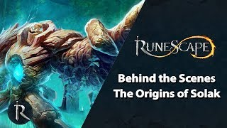 RuneScape Behind the Scenes – The Origins of Solak