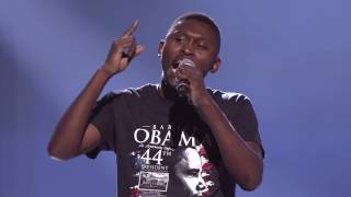 B Flow represents Africa in Hollwood & mesmerizes Dolby Theatre, home of the Oscars/Academy Awards -