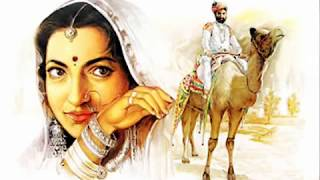 CHAUDHARY Rajasthani folk song with lyrics