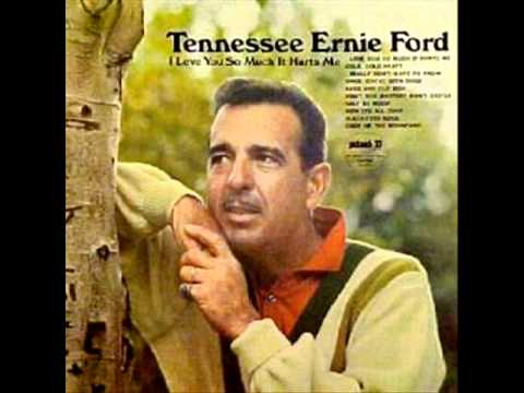 Download Rags And Old Iron by Tennessee Ernie Ford on Mono 1967 Pickwick LP.