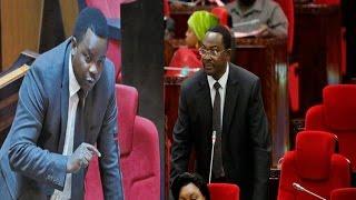 Godbless Lema VS Waziri Simbachawene bungeni leo