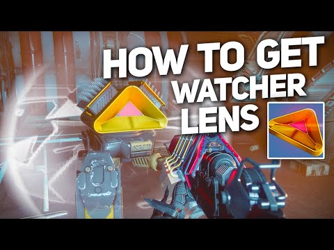 Xxx Mp4 Destiny 2 How To Get Watcher Lens From The Leviathan Underbelly Solo You Can Farm One Room 3gp Sex
