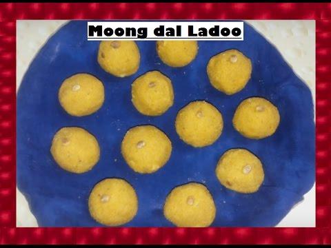 Moong dal Ladoo | Diwali Special | Marathi Recipe | Shubhangi Keer | शुभ दीपावली