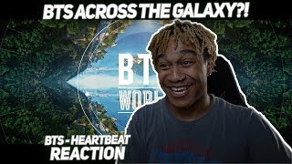 BTS (방탄소년단) 'Heartbeat (BTS WORLD OST)' MV - REACTION