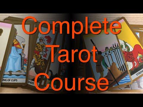 Xxx Mp4 Complete Tarot Card Reading Course Part 1 3gp Sex