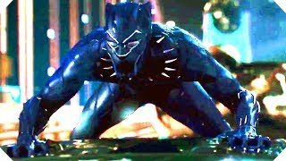 BLACK PANTHER Official First TRAILER (New Best Marvel Movie ? - 2018)