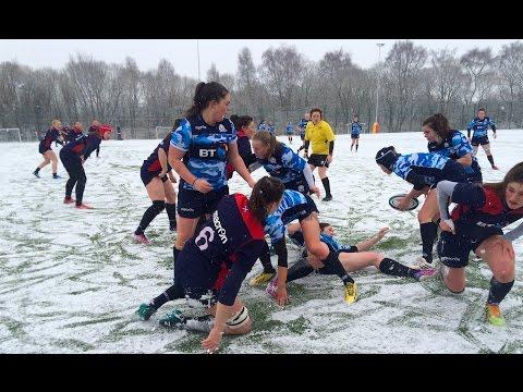 Xxx Mp4 Scotland Women Train In Snow At Burnbrae 3gp Sex