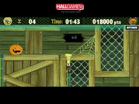 Sponge Bob Ship O Ghouls