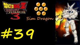 Let´s play Dragon Ball Z Budokai Tenkaichi 3 - Part 39 - Sim Dragon #3 [GERMAN]