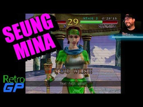 Xxx Mp4 Soul Calibur SEUNG MINA On SEGA Dreamcast At 60FPS Retro GP 3gp Sex