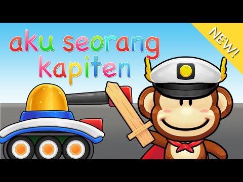 Lagu Anak Indonesia   Aku Seorang Kapiten